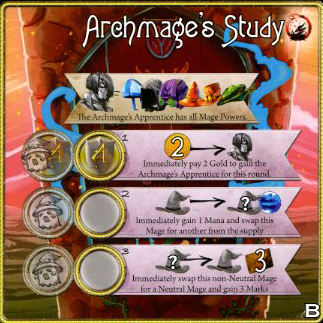 Archmage's Study [Side B] (2, 1)