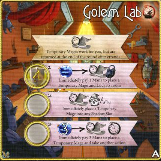 Golem Lab [Side A] (2, 5)