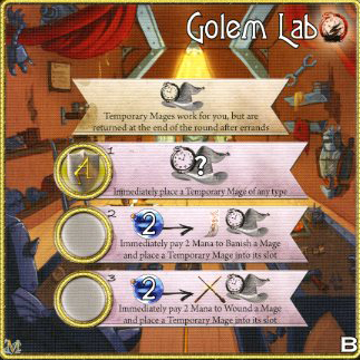 Golem Lab [Side B] (3, 2)
