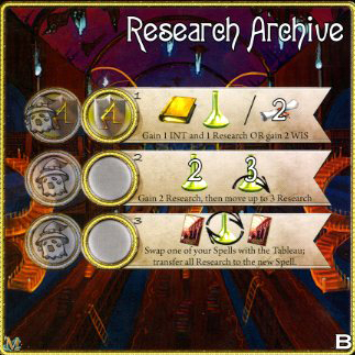 Research Archive [Side B] (3, 3)
