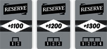 Reserve Cards