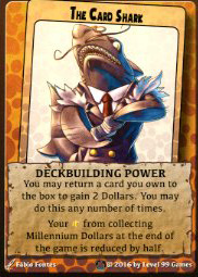 The Card Shark - Deckbuilding